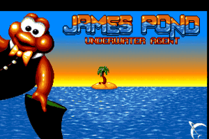 James Pond: Underwater Agent abandonware