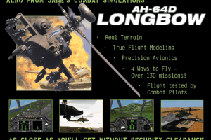 Jane's Combat Simulations: ATF - Advanced Tactical Fighters 13
