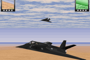 Jane's Combat Simulations: ATF - Advanced Tactical Fighters 3