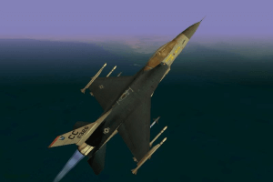 Jane's Combat Simulations: USAF - United States Air Force 9