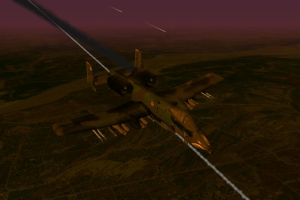Jane's Combat Simulations: USAF - United States Air Force abandonware