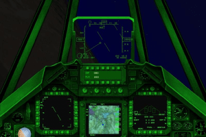 Jane's Combat Simulations: USAF - United States Air Force 22