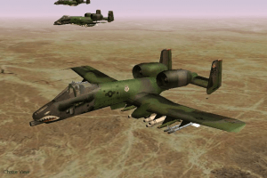 Jane's Combat Simulations: USAF - United States Air Force 28