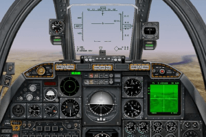 Jane's Combat Simulations: USAF - United States Air Force 35