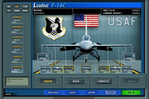 Jane's Combat Simulations: USAF - United States Air Force 3