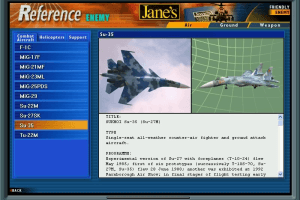 Jane's Combat Simulations: USAF - United States Air Force 39