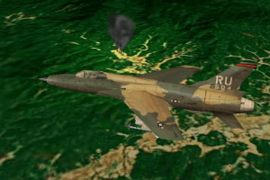 Jane's Combat Simulations: USAF - United States Air Force 8