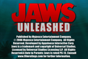 Jaws: Unleashed 0