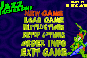 Jazz Jackrabbit 1