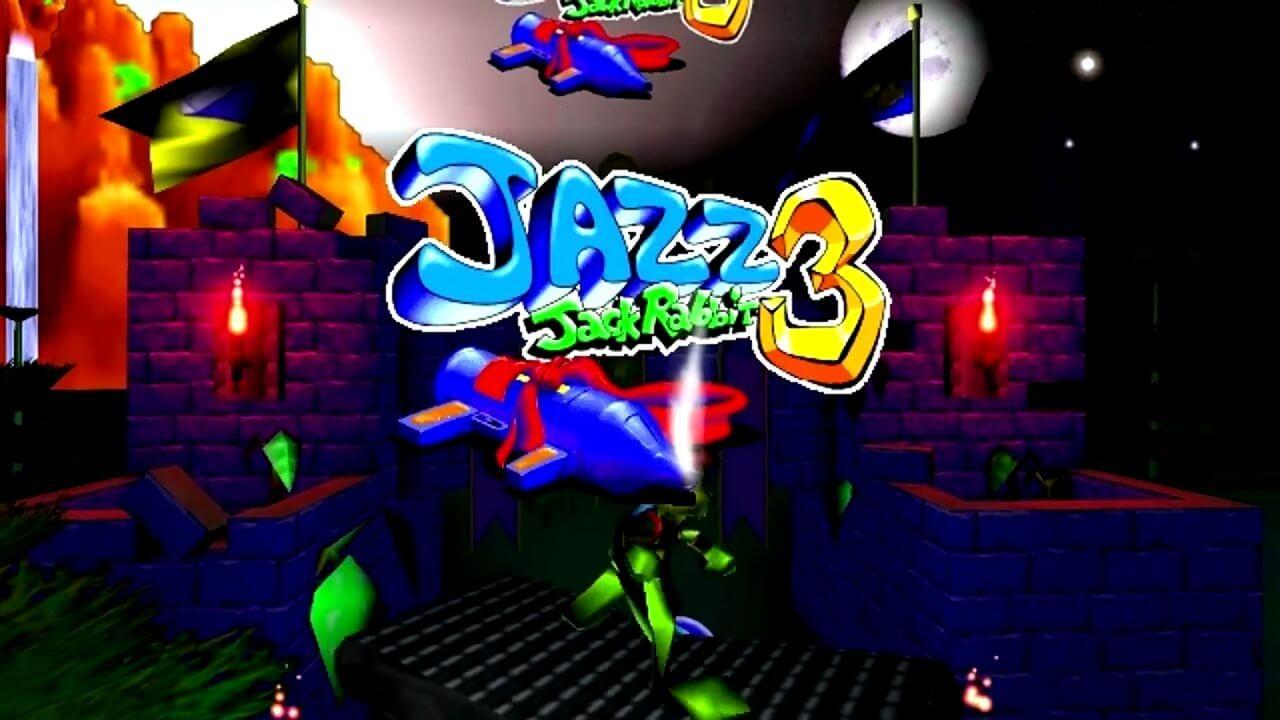 jeux jazz jackrabbit 3