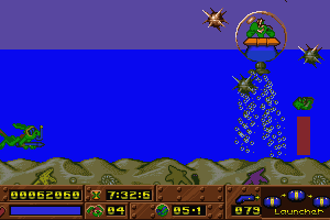 Jazz Jackrabbit CD-ROM 18