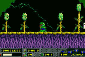Jazz Jackrabbit CD-ROM 7