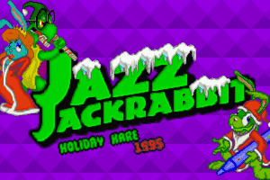 Jazz Jackrabbit: Holiday Hare 1995 0