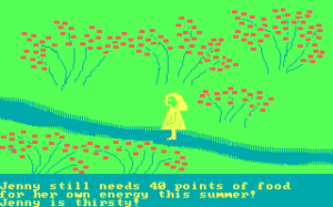 Jenny of the Prairie abandonware