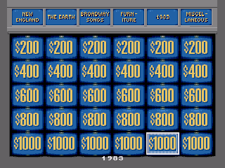 Jeopardy! Deluxe Edition 14