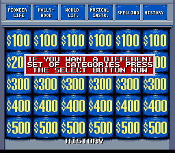 Jeopardy! Deluxe Edition 6