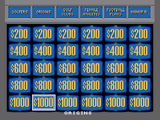 Jeopardy! Sports Edition 14