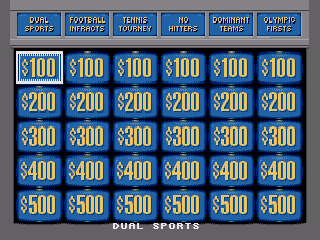 Jeopardy! Sports Edition 6