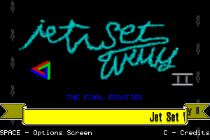 Jet Set Willy II: The Final Frontier 3