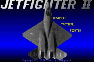 JetFighter II: Advanced Tactical Fighter 0