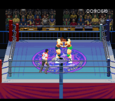 Jikkyō Power Pro Wrestling '96: Max Voltage abandonware