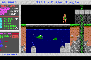 Jill of the Jungle 13