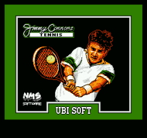 Jimmy Connors Tennis 0