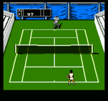 Jimmy Connors Tennis 14