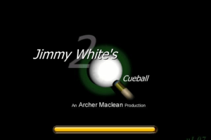 Jimmy White's 2: Cueball 0