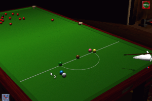 Jimmy White's 2: Cueball 30