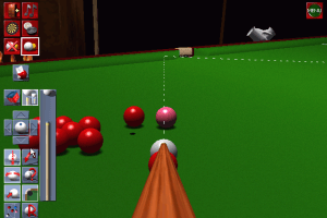 Jimmy White's 2: Cueball 38