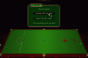 Jimmy White's 2: Cueball 42