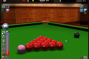 Jimmy White's Cueball World abandonware