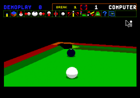 Jimmy White's 'Whirlwind' Snooker 4