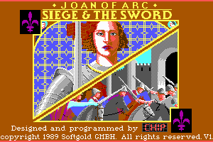 Joan of Arc: Siege & the Sword abandonware