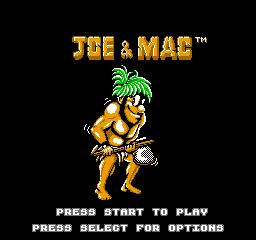 Descargar Joe Mac - Caveman Ninja Rom