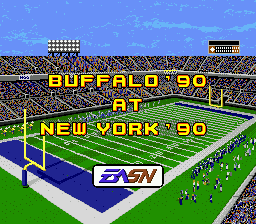 John Madden Football '93: Championship Edition 3