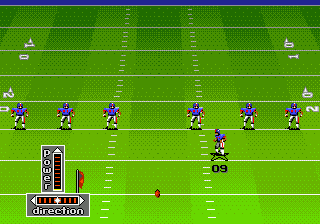 John Madden Football '93: Championship Edition 4