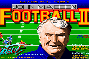 John Madden Football II 0