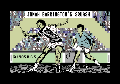 Jonah Barrington's Squash 0