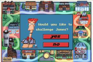 Jones in the Fast Lane: CD-ROM 2