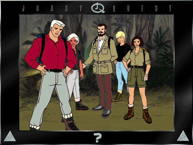 Jonny Quest: The Real Adventures - Cover-Up at Roswell 13
