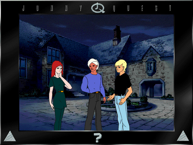 Jonny Quest: The Real Adventures - Cover-Up at Roswell 4