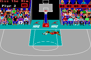 Jordan vs Bird: One on One 11