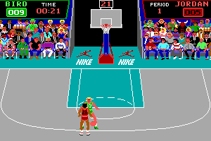 Jordan vs Bird: One on One 5