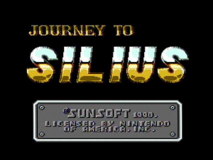 Journey to Silius 0