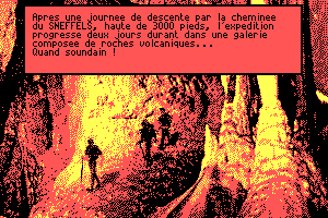 Journey to the Center of the Earth abandonware