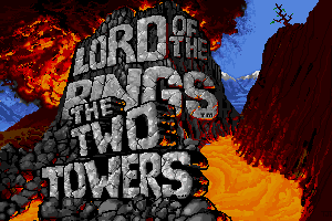 J.R.R. Tolkien's The Lord of the Rings, Vol. II: The Two Towers abandonware