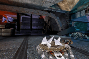 Juggernaut: The New Story For Quake II 0