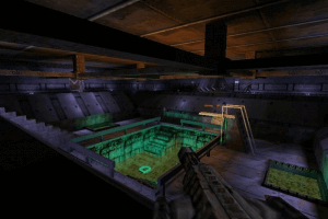 Juggernaut: The New Story For Quake II 3